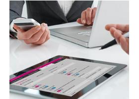 Banking CRM App for Sales Advisors