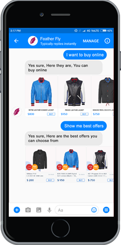 Chatbot-Retail