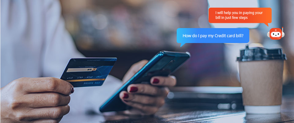 Chatbot for Customers of Credit Card Banking