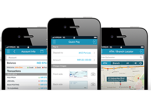 Give your customers the Mobile Edge with Streebo Mobile Banking App and Omni-channel Solutions