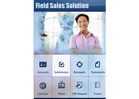 Field Sales App for Advisors