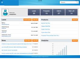 Sales Agent Portal