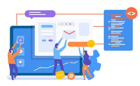 Single code based app development