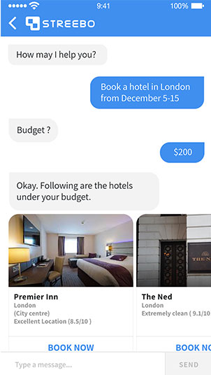 chatbot-for-hospitality